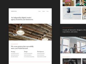 WorkStation Pro Theme for Web Designers, Developers & Artists