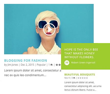 7 Post Formats for Blog Layouts