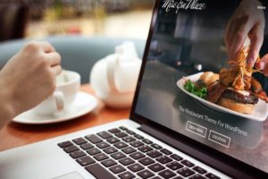 Mise En Place WordPress Online Food Ordering / Restaurant Theme