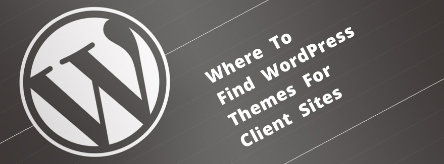 Find WordPress Themes by Category