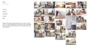 Made – A Dedicated Portfolio / Photo Gallery WordPress Theme