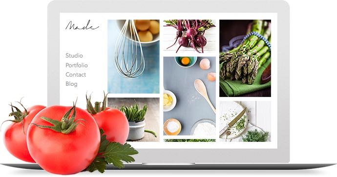 Made WordPress Portfolio Gallery Theme