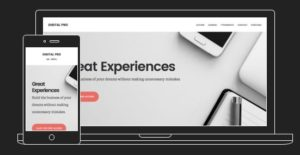 Digital Pro WordPress Theme To Market Digital Products