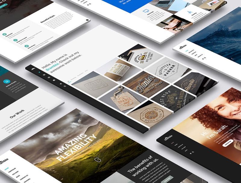Bramble WordPress Multipurpose Theme