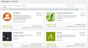 5 Useful WordPress Plugins for Business Websites