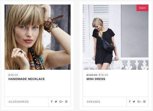 Brittany Theme - Lifestyle Shopping Store