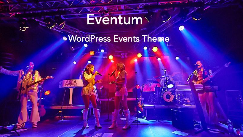 Eventum WordPress Events Directory Theme