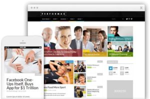 Performag WordPress Theme To Create Profitable Magazine Sites