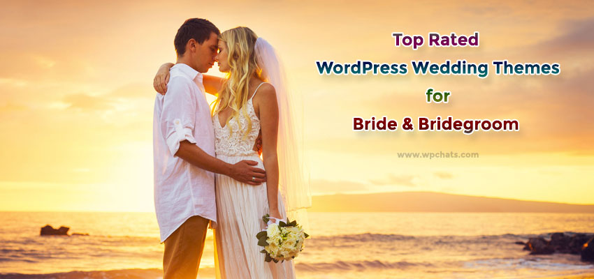20 Top Rated WordPress Wedding Themes
