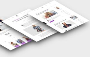 Aesthetic WordPress Theme for Fashion & Lifestyle Bloggers