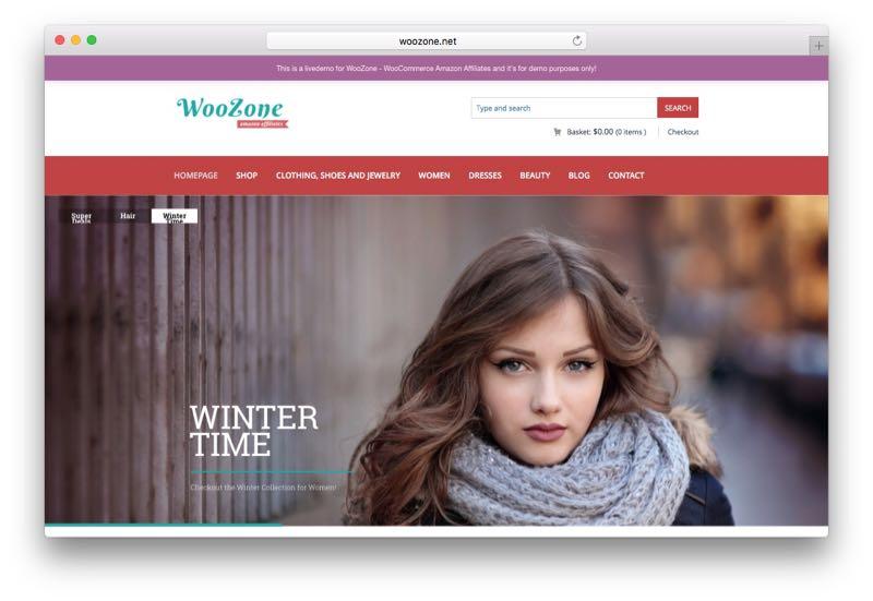 Kingdom Amazon Affiliates WordPress WooCommerce Theme