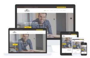 Technico WordPress Theme for Construction & Building Companies