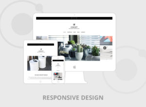Concept WordPress Theme for Minimal Businesses