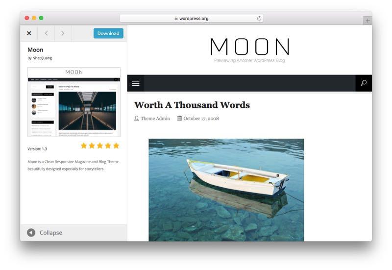 moon-free-photography-theme