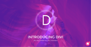 Divi WordPress Page Builder Theme To Build Anything Visually