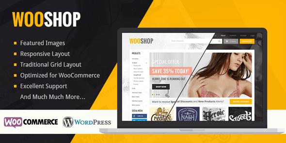 WooShop WordPress WooCommerce Theme by MyThemeShop
