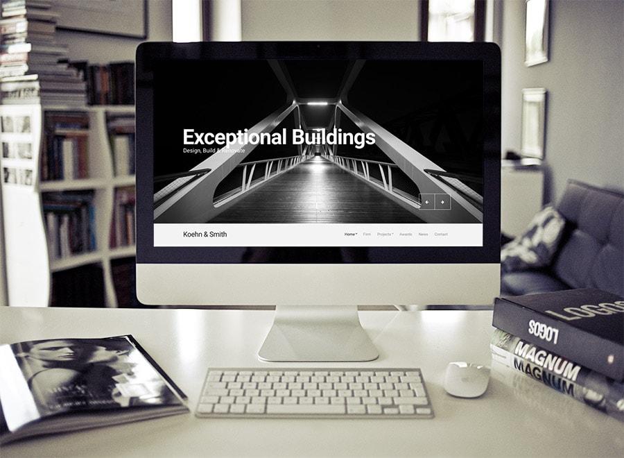 Koehn WordPress Business Theme