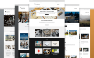 Presence is One Stop All-in-One WordPress Theme