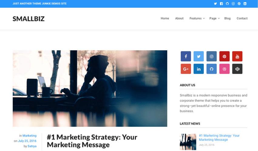 Smallbiz-WordPress-Startups-Business-Theme