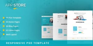 15 Best Collection of Creative PSD Templates