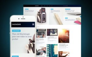 10 Best WordPress Themes For News Portals 2017