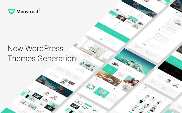 Monstroid2 Multipurpose WordPress Theme