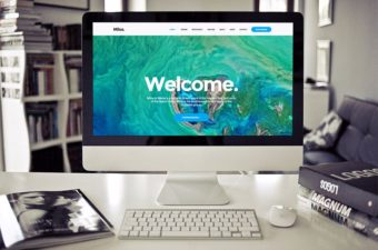 Milos WordPress Theme for Accommodation Business Services