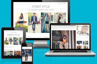 Street Style WordPress Theme for Fashion Bloggers Sites